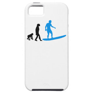 Surfing Evolution iPhone 5 Covers