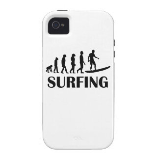 Surfing Evolution Vibe iPhone 4 Covers