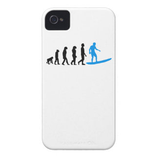 Surfing Evolution iPhone 4 Cover