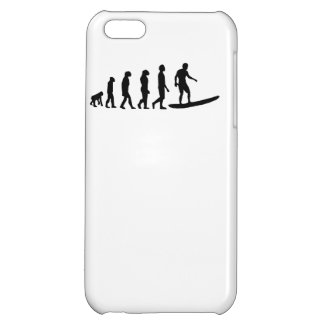 Surfing Evolution Cover For iPhone 5C