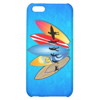 Surfing Evolution iPhone 5C Case