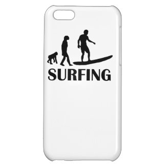 Surfing Evolution Case For iPhone 5C