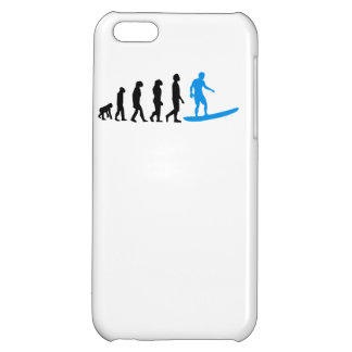 Surfing Evolution iPhone 5C Cover