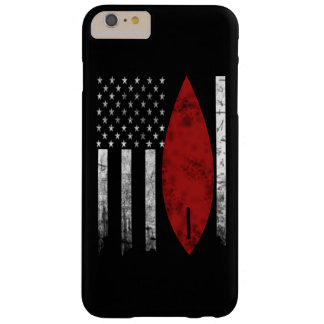 Surfing Flag Barely There iPhone 6 Plus Case
