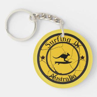 SurfinginAustralia Key Ring