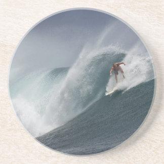 Surfing indonesia java island coaster