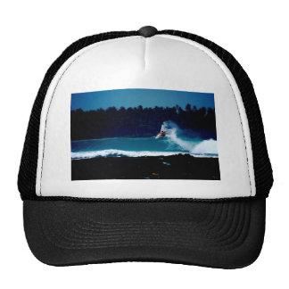 surfing indonesia nias air reverse blowtail cap
