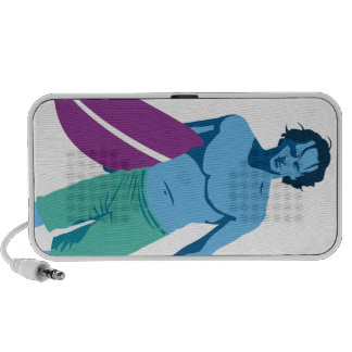 Surfing ipad iphone Portable Speakers