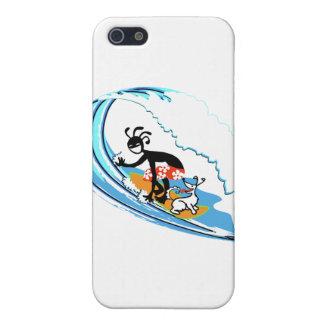 Surfing iPhone 5 Case