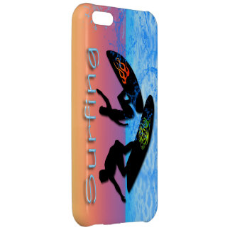 Surfing iPhone 5C Barely There Case iPhone 5C Cover
