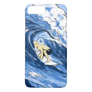 Surfing iPhone 7 Plus Case