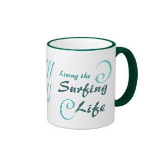 SURFING LIFE mug