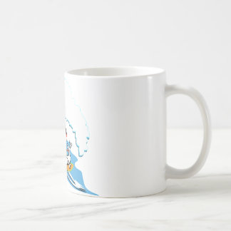 Surfing Coffee Mugs