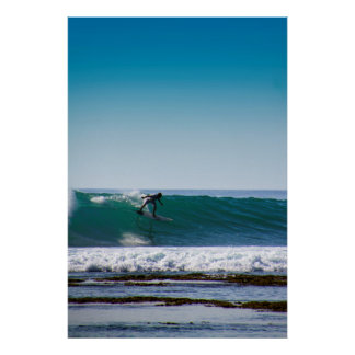 surfing on the shallows poster