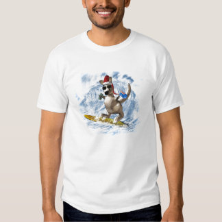 Surfing Roo Tshirts