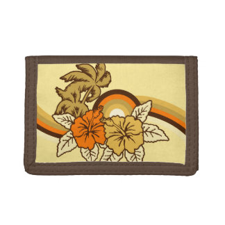 Surfing Safari Hawaiian Wallets