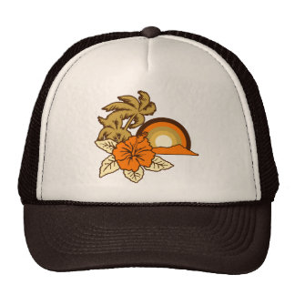 Surfing Safari Trucker Hat