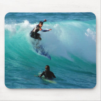 Surfing Style Mouse Pad