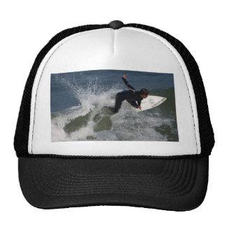 Surfing Surfers Waves Ocean Hats