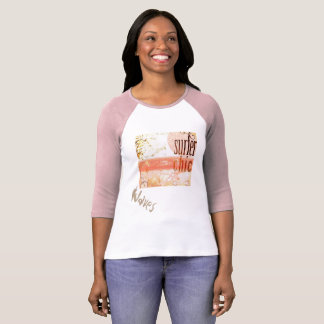 Surfing T shirt for women