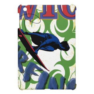 surfing tribal iPad mini cover