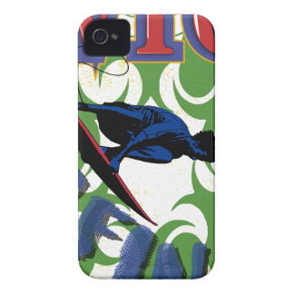 surfing tribal iPhone 4 case