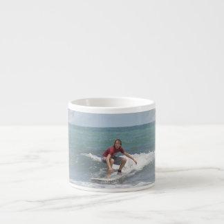 Surfing USA  Specialty Mug Espresso Mug