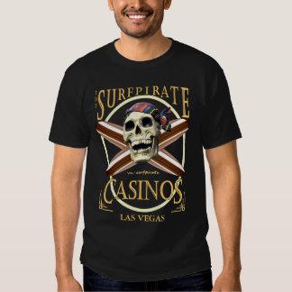 SurfPirate Casinos Las Vegas Tees