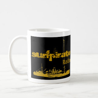 surfpirateRADIO dot com Coffee Mug