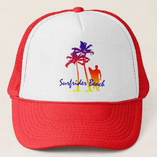 Surfrider Beach Two-Tone Trucker Hat