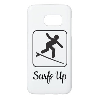 Surfs Up Cell Case