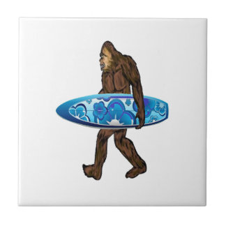 Surfs Up Ceramic Tile