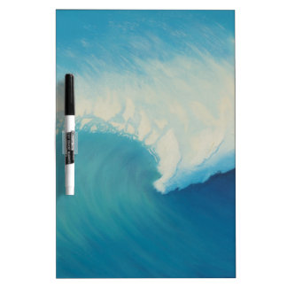 Surfs up. dry erase whiteboard