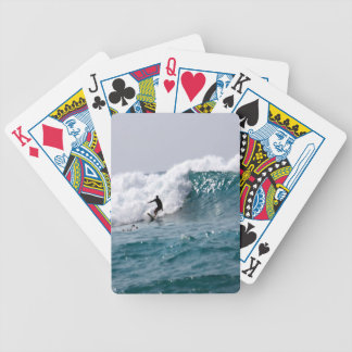 Surf's Up in Hawaii! Poker Deck