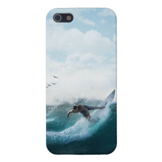 Surfs Up iPhone 5/5S Glossy Finish Case iPhone 5/5S Covers