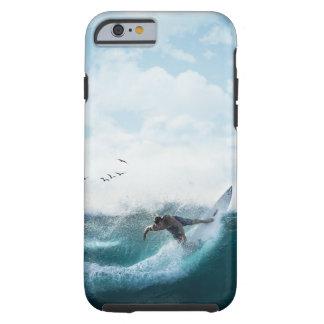 Surfs Up iPhone 6/6s, Tough Phone Case
