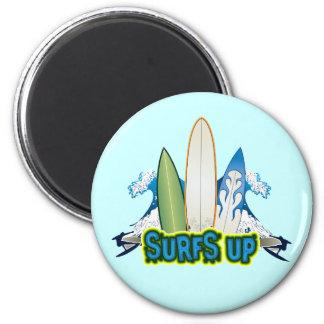SURFS UP MAGNET