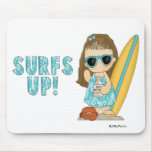 Surfs Up! Mouse Pad
