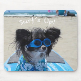 Surfs Up Mousepad