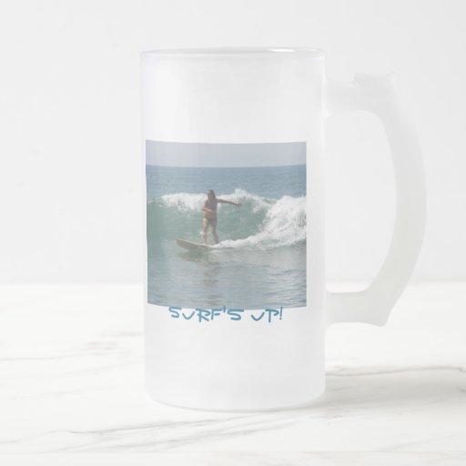 Surf's Up Mugs