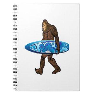 Surfs Up Notebooks
