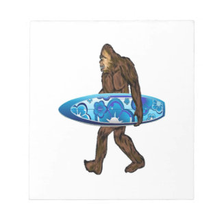 Surfs Up Notepad