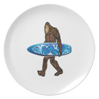 Surfs Up Plate
