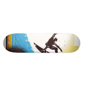Surf's up skate board decks