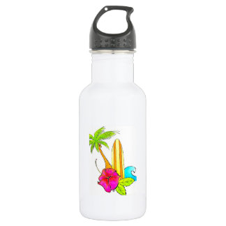 Surf's Up Water Bottle