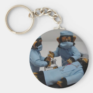 Surgeon Assistant Key Ring