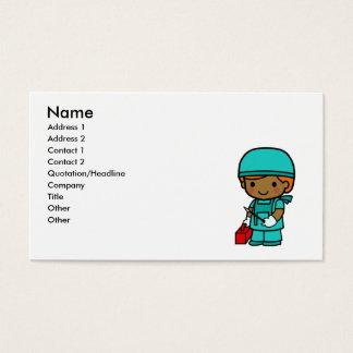 Surgeon Boy Business Card
