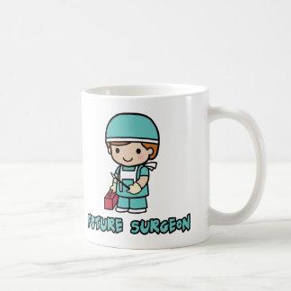Surgeon boy mugs