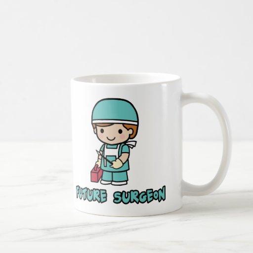 Surgeon (boy) mugs