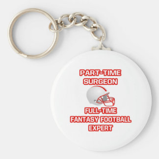 Surgeon .. Fantasy Football Expert Key Ring